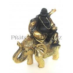 Buddha s ingotem a Slon