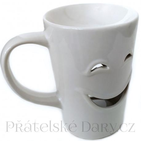 Aromalampa hrnek Smile / Keramika