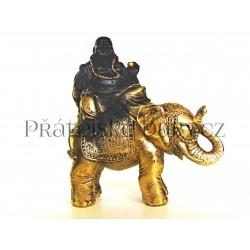 Buddha s perlou a Slon