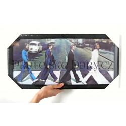 3D Foto Obraz - Beatles 53x26cm