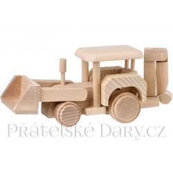Traktor - Nakladač Natur / Dřevo
