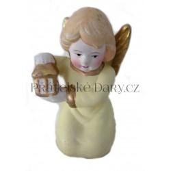 Andělka s lucernou
