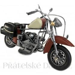 Motorka - Model / Kov C 22cm