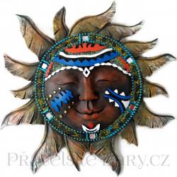 Slunce 2 - krásná dekorace 25cm