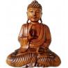 Buddha Socha Meditace 4 / dřevo 33cm