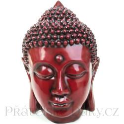 Buddha hlava / 13 cm